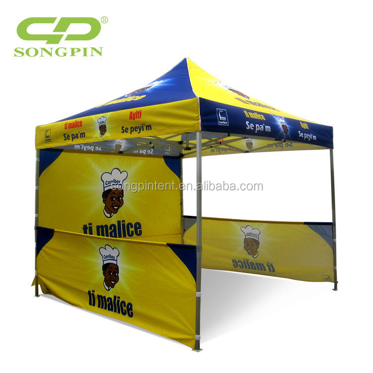 China manufacturer wholesale price custom printing Waterproof outdoor PVC canopy
