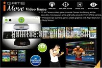 Hot iMove video game console/motion sensing video game console