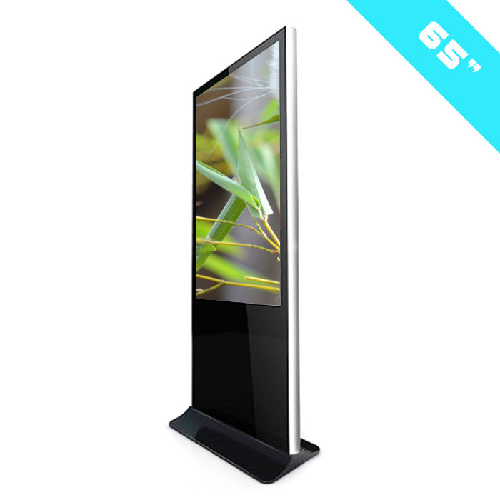 65 inchstanding alone digital signage 1080p full hd lcd screen led screens indoor <strong>advertising</strong>
