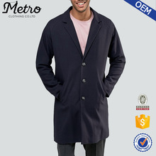 Latest Fancy Designer Pure Winter Long Coat For Men