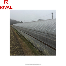factory supply white polypropylene greenhouse cover/pe plastic greenhouse film