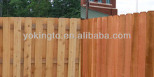 best quality wooden beautiful dog fence