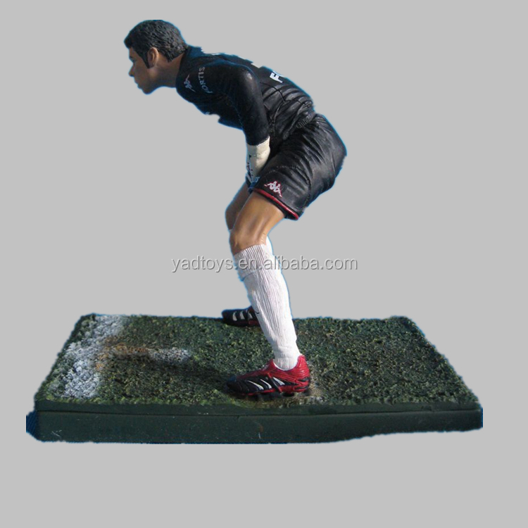 football action figure toys soccer player action figure