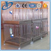 Best selling dog cages crates , foldable metal dog cage