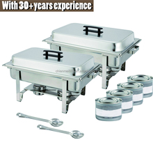 Economy Hotel Chafing Dish outdoor & indoor catering equipment