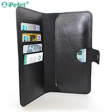 Wholesale Phone Cases Leather Case for different size smartphone