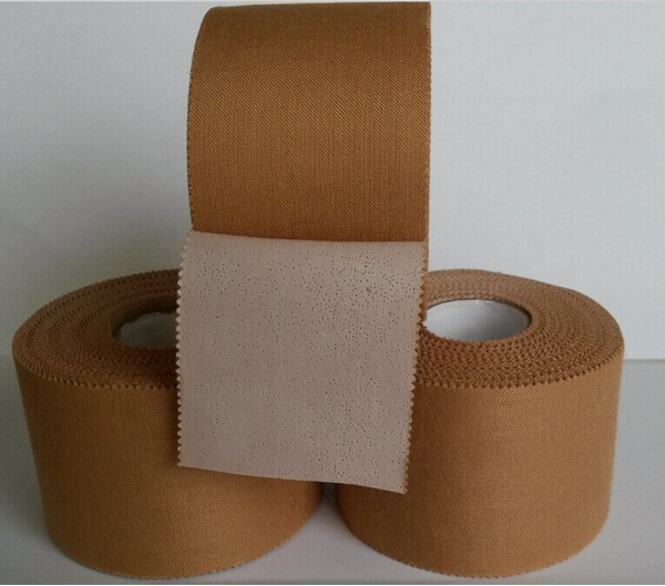2017 sport Strapping waterproof strapping rigid bandage Strapping waterproof bandage Rigid Strapping cloth tape