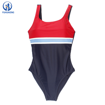 Custom Wholesale Young Girl Swimsuit Bikini Sexy One Piece Competition Swim Suit Girls