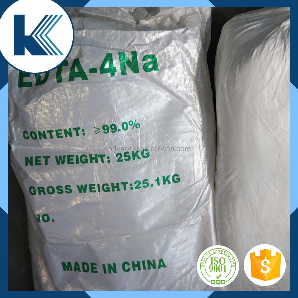 Widely function tetrasodium edta 4 na