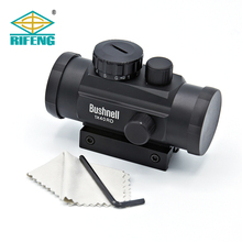 Hot Sale 1X40 Holographic Riflescope Hunting Optics Scope Red Green Dot Tactical Sight For Hunting Shot gun 20mm Air Rifle Scope