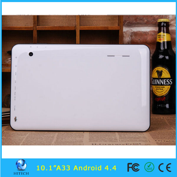 2014 hot sales 10 inch winner A33 5000mah Big Battery Quad Core Tablet PC Android 4.4