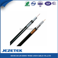 RG7 coaxial cable of 40 Year-experienced, ISO9001, UL,CE, FCC,TLC and RoHS Approved manufacture