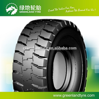 solid rubber tyre 350-4 400-8 6.00-9 Cheap Forklift Tire 600*9 bobcar tire