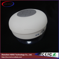 2016 fashional suction cup bluetooth speaker for iPhone