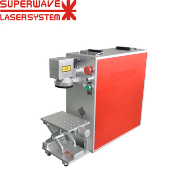 20W Portable Mini Fiber Laser Marking Machine Price for Metal