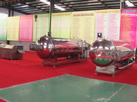 Canned beef usage Sterilize Retort and Autoclave