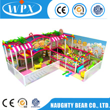 Cheap prices sweatproof indoor playground equipment system