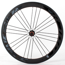 factory price lightweight road carbon bike wheels / 700C road cycling wheels