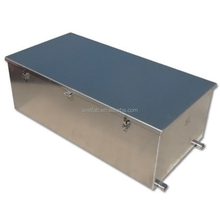 Custom sheet metal battery storage containers