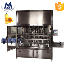 MIC equipment line price automatic oil bottle filling machine for cooking olive oil and food vegetable oil packing