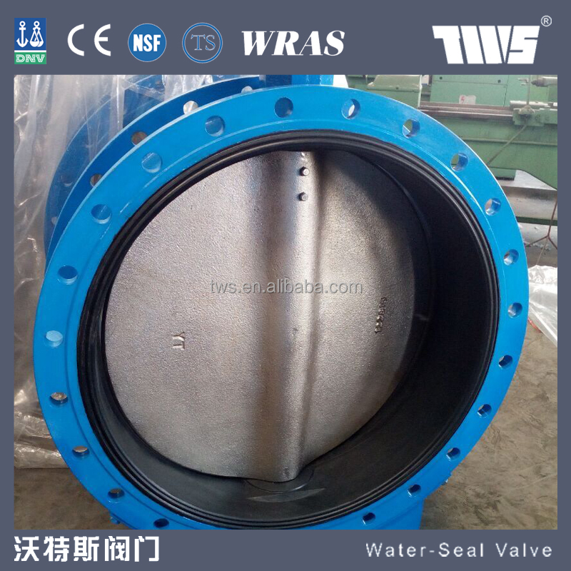 Flange Connection Butterfly Valve