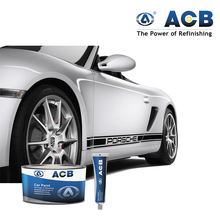 ACB auto paint filler putty auto body auto repair polyester putty