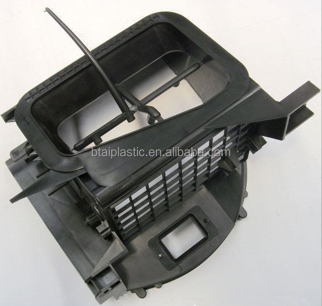 Custom Plastic Injection Molding For Auto Spare Parts Car Shell