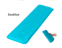 Carries Lightweight Self-Inflating Air Sleeping Pad Fast Inflatable Air sleeping mat