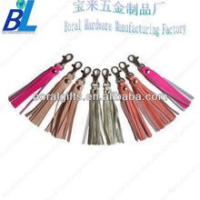 Popula leather tassels key hook for thanksgiving