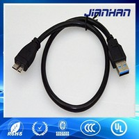 Popular best buy usb3.0 am to micro 10pin data cable china factory for samsung mobile charge