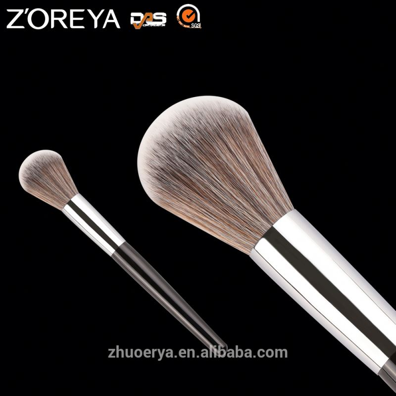 synthetic powder face brush pincel de maquiagem