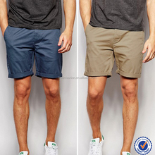mens cargo shorts blue and stone beach shorts slim fit-cut crossfit shorts