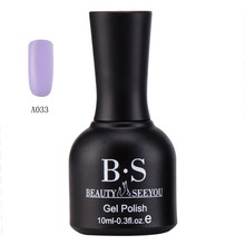 Professional wholesaler new product uv gel nail polish colorful cheap price 10 ml for nails