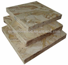 (6-18 mm)flexible plain OSB&Chipboard &partical board/panels osb producer(osb 3 board in sale)/melamine OSB(Oriented Strand Boar