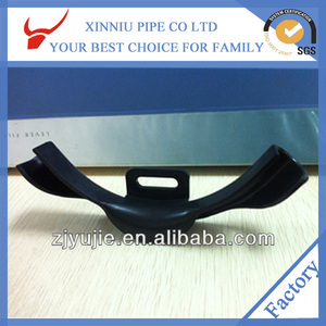 High quality pipe fittings china supplier pa6 or ppr material plastic pipe bend support
