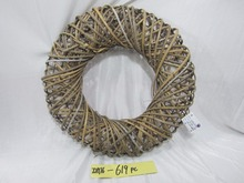 Natural willowr ring for Home decoration ZXY16-619PC
