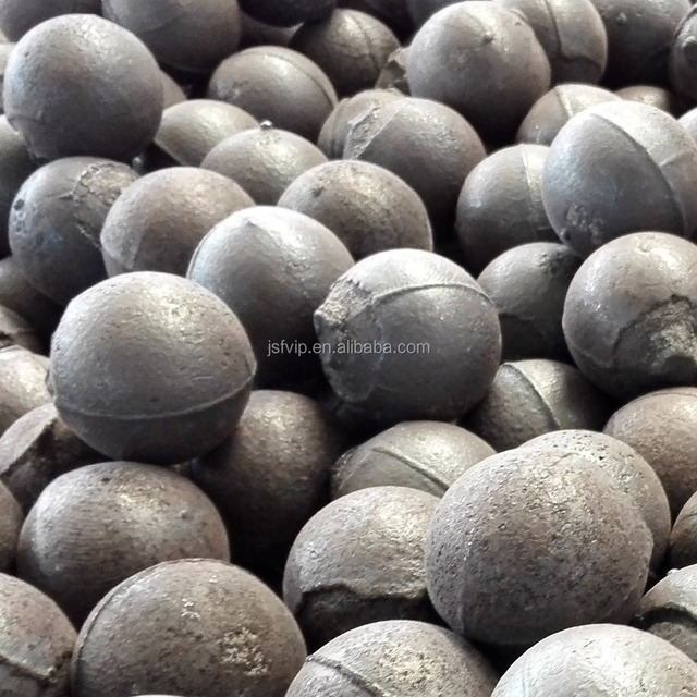 High Chromium Grinding Media Balls For Mining Mill and Ball Mill