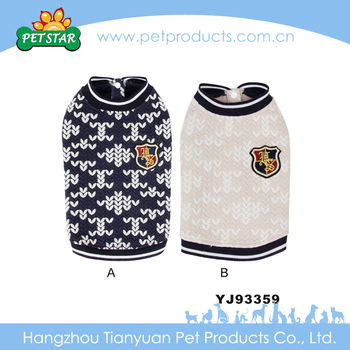 Factory Directly Provide Breathable Fabric Small Dog Clothes Cheap