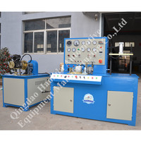 Test Stand for testing air compressor ,master valve, relay valve,four-circuit valve