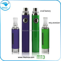 Best bottom coil clearomizer MT3 E-Vod, MT3 with great vapor and best taste