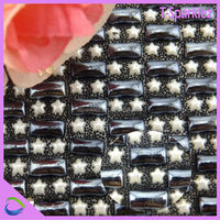 Iron On Shoes Sheet Star Motif