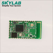 Skylab WIFI To Serial Module WU102 2.4Ghz 802.11b/g/n serial to wifi Module QC4004 PCB antenna and 2 IPEX connector