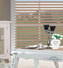 Blackout slat roller blinds for project application