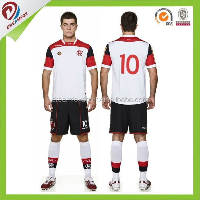 sublimation cheap fabric material jersey soccer wholesale