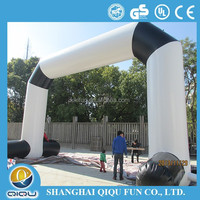 commercial giant inflatable arch for outdoor activity