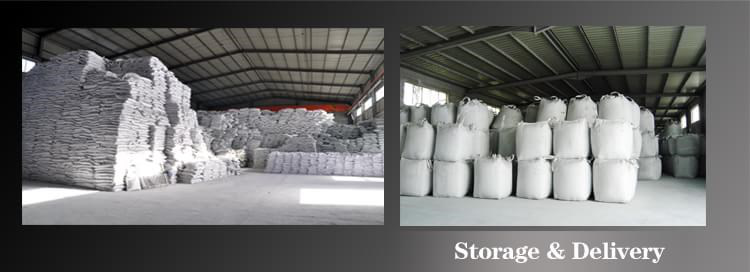 China white and colored silica sand micro silica fume for cement