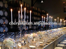 table top chandelier centerpieces for weddings crystal,candelabras centerpiece wedding party decor MH-1575