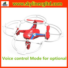 2015 NEW radio controlled drone quadcopter, voice remote control drone
