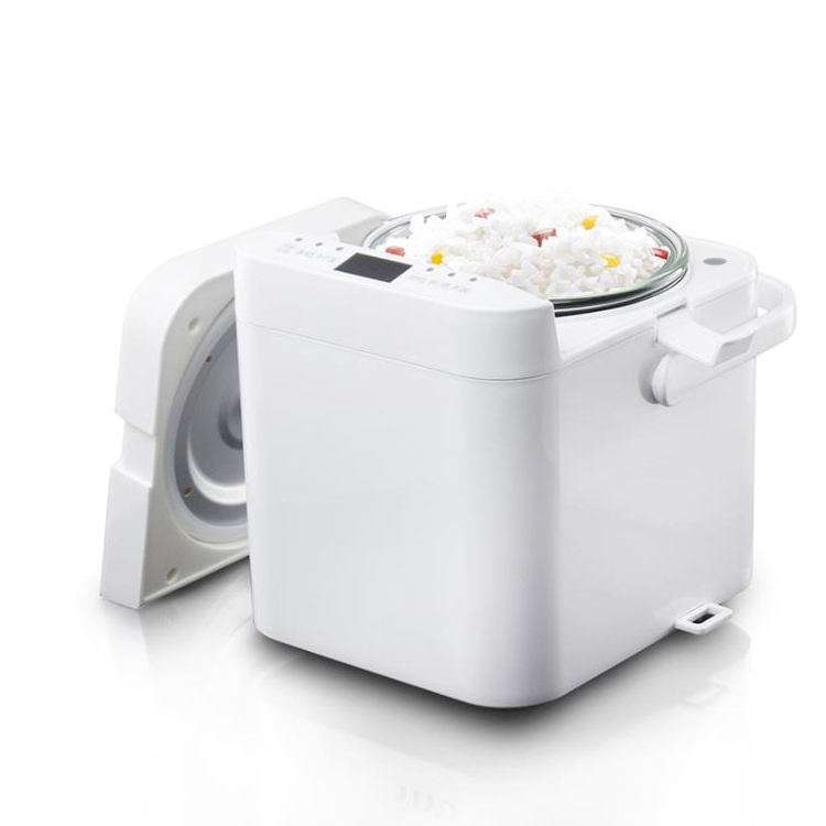 Simple operation portable 250W 1L mini rice cooker size
