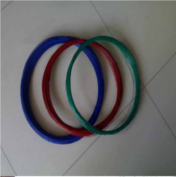 Any Color Painted Florist Metal Tie Wire From China